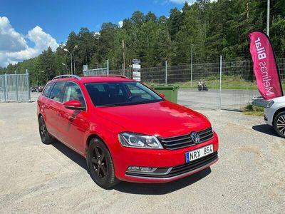 begagnad VW Passat Kombi 2.0 TDI 140hk Drag 14700 mil Premium