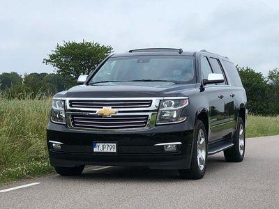 begagnad Chevrolet Suburban Premier