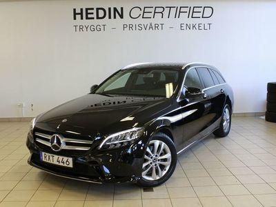 begagnad Mercedes 200 - Benz C - KlassT d Avantgarde Drag, Navi, Backkamera