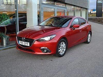 begagnad Mazda 3 2.0 165HK Vision DRAG