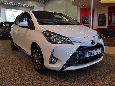 begagnad Toyota Yaris 1.5 Y20 SPI Vinterhjul igår