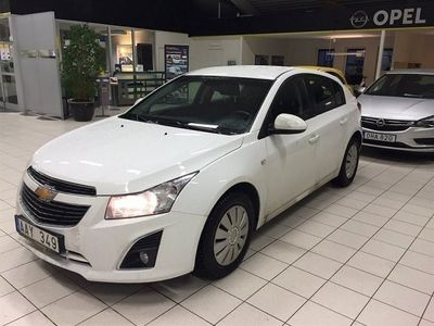begagnad Chevrolet Cruze 1.7D ECO 5d