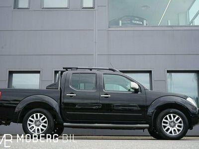 begagnad Nissan Navara 2.5 dCi 190hk 4x4 Platinum Edt. LEASBAR