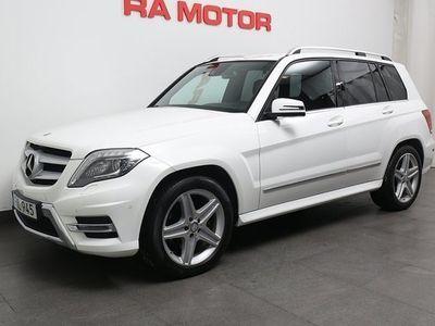 begagnad Mercedes 220 GLK BenzCDi AMG Sport 4MATIC Aut Dieselv Drag 2015, SUV Pris 239 500 kr