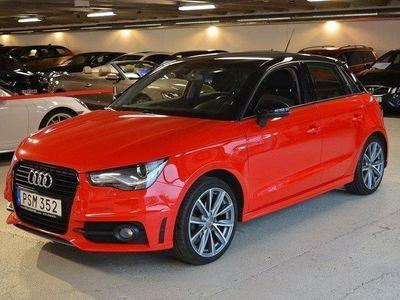 begagnad Audi A1 Sportback 1.2 TFSI Sport Edition 2014, Halvkombi 99 900 kr