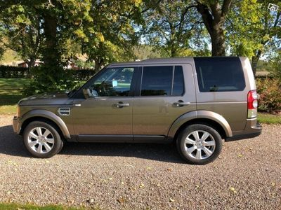 begagnad Land Rover Discovery SDV6 HSE 7-sits -13
