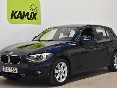 used BMW 118 d Navigator 5d