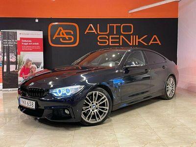 begagnad BMW 430 D