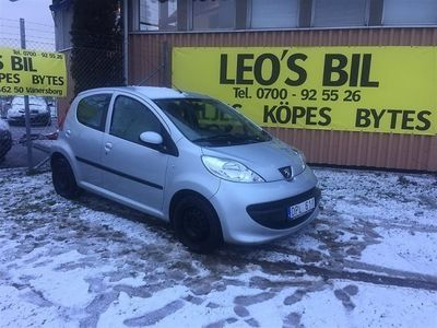 gebraucht Peugeot 107 1,0 5D LÅGMILARE -07