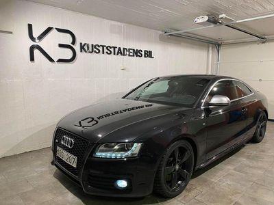 begagnad Audi S5 Coupé 4.2 FSI V8 quattro 354hk *Miltek*
