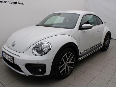 begagnad VW Beetle The TSI 150hk DUNE DSG/Backkamera/Keyless