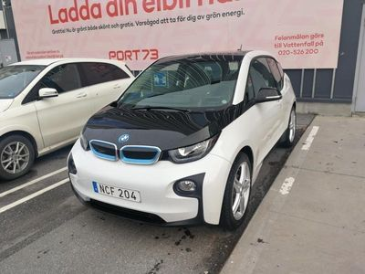 begagnad BMW i3 REX 60AH 990mil garanti