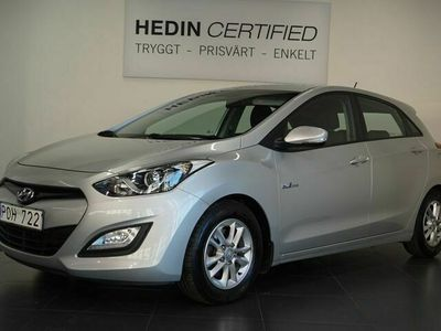 begagnad Hyundai i30 1.6 GDI Business 135 HK 5 - Dö