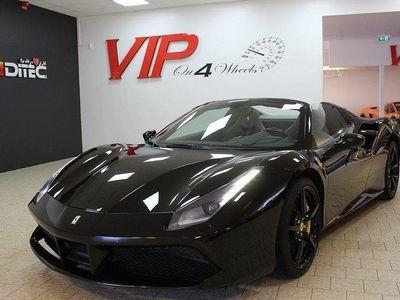 begagnad Ferrari 488 GTS 3.9 V8 DCT (670hk) Sv-Såld