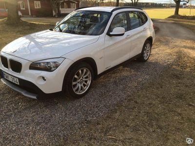 begagnad BMW X1 xdrive 20d -12