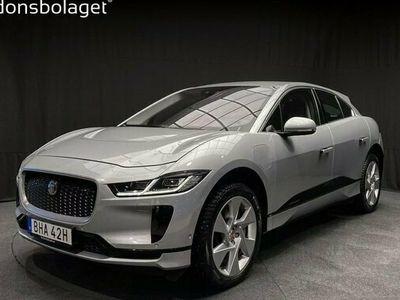 begagnad Jaguar I-Pace EV 400 AWD Signature 2019, SUV Pris 639 000 kr