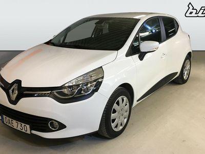 gebraucht Renault Clio IV 1,2 16V 75hk Expression 5-d