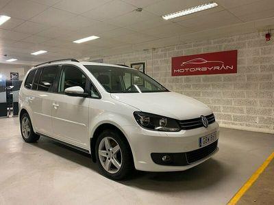 begagnad VW Touran  VW