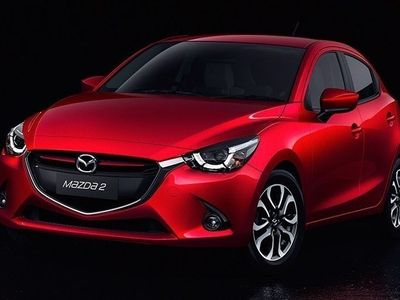 begagnad Mazda 2 1.5 90 hk man Vision Navi 1,95% Ränta!!!
