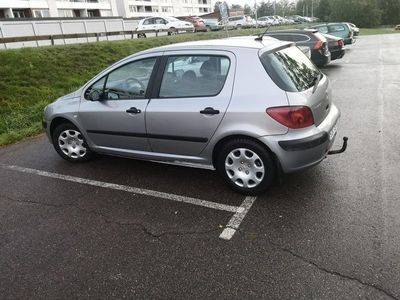 begagnad Peugeot 307 5-dörrar XR