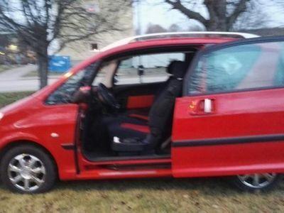 begagnad Peugeot 1007 1.4 -06