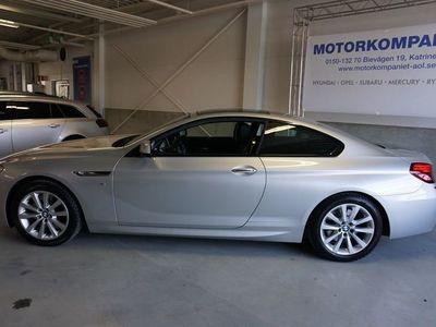 begagnad BMW 650 i xDrive Coupé M-sport 4,4 V8