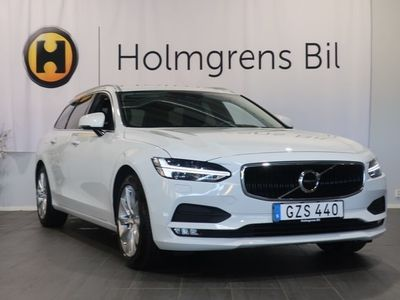 begagnad Volvo V90 D5 AWD Business Advanced (235hk) Adaptiv Farthållare