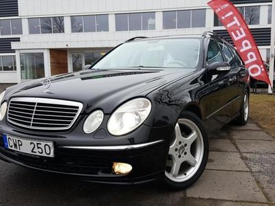 begagnad Mercedes E320 CDI /NAVI, DVD.DRAG.Fullu -07