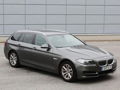 begagnad BMW 520 d xDrive Automat Euro 6 184hk Facelif