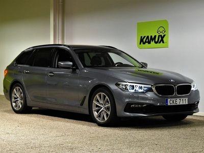 begagnad BMW 520 d Sportline Navi S&V-Hjul (190hk)
