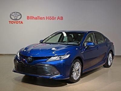begagnad Toyota Camry Elhybrid 2.5 CVT Executive Premuim