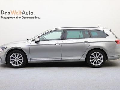 begagnad VW Passat Variant SC GTE DSG6/Executive/Safetech/Drag
