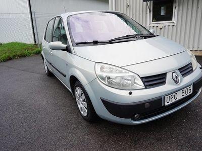 begagnad Renault Scénic 1.6 113hk 11000 Mil -04