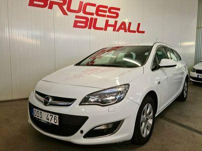begagnad Opel Astra Sports Tourer 1.7 CDTI ecoFLEX 130hk