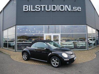 begagnad VW Beetle NewCabriolet 1.6 102hk