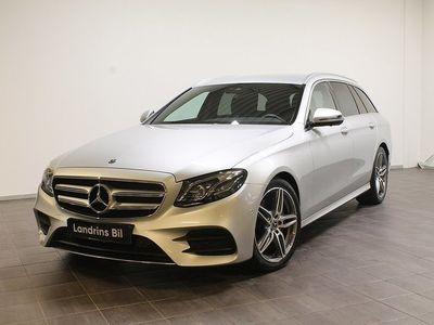 begagnad Mercedes E220 Kombi AMG / Premiumpkt