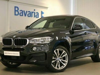 begagnad BMW 700 X6 xDrive30d Innovation ed M sport Harman Kardon 2019, SUV Pris 618kr