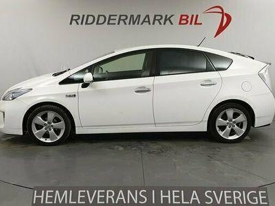begagnad Toyota Prius Plug-in Hybrid 1.8 Navi Hud B-Kamera 2014, Halvkombi Pris 129 900 kr