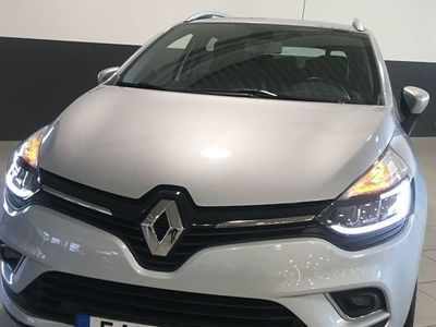 used Renault Clio SPORT TOURER 120HK AUTOMAT INTENSE
