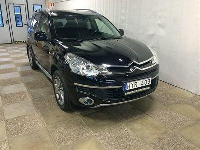 begagnad Citroën C-Crosser 156 Hk HDi Exclusive