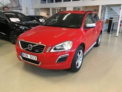 begagnad Volvo XC60 D4 Momentum, R-Design 163hk Manuell