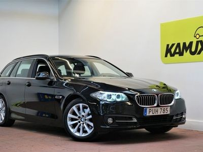 begagnad BMW 520 d xDrive Sport Skinn Drag (190hk) -16