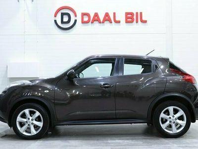 begagnad Nissan Juke 1.5 DCI DRAGKROK BLUETOOTH FARTHÅLLARE 2012