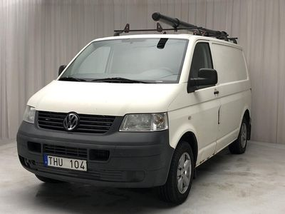 begagnad VW Transporter VW T5 2.5 TDI 2009, Transportbil 55 000 kr