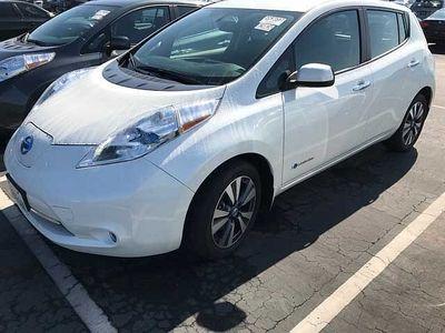 begagnad Nissan Leaf -13