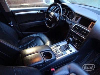 gebraucht Audi Q7 3.0 TDI quattro (Aut+Helläder+4WD+GPS+233hk)