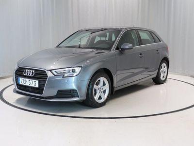 begagnad Audi A3 Sportback *Ränta 1.95%* 1.5 TFSI 150 HK