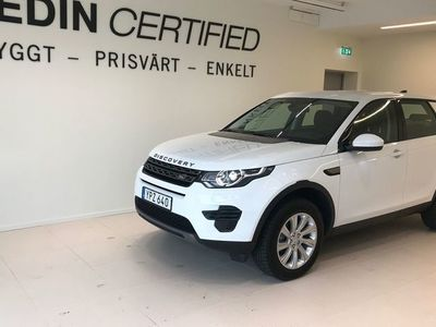 begagnad Land Rover Discovery Sport 4WD 150 - DEMO