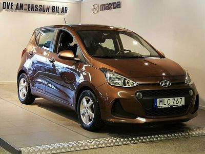 begagnad Hyundai i10 1.0 5-dörrar 67hk