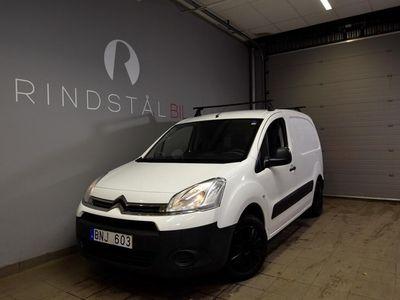 begagnad Citroën Berlingo Van 1.6 HDi 92 HK AUT S&V